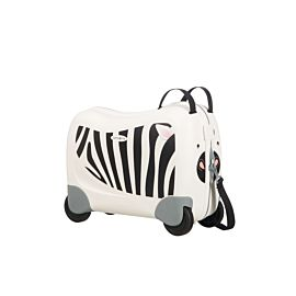Samsonite Dream Rider Spinner kindertrolley Zebra Zeno