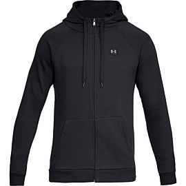 Under Armour Rival Fleece vest heren black