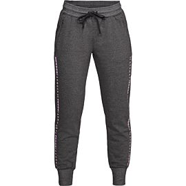 Under Armour Graphic fleece joggingbroek dames gray