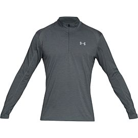 Under Armour UA Streaker 2.0 half zip vest heren black