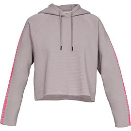 Under Armour UA Fleece hoody dames roze