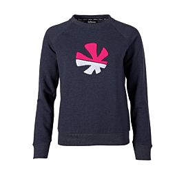 Reece Australia Classic sweat top round neck trainingstrui dames navy