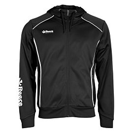 Reece Australia Core TTS Hooded Full Zip jack junior zwart
