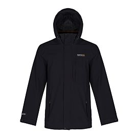 Regatta Northfield III Stretch outdoor jack heren black