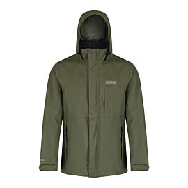 Regatta Northfield III Stretch outdoor jack heren olive