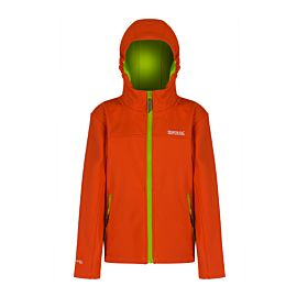 Regatta Tyson II softshell junior magma