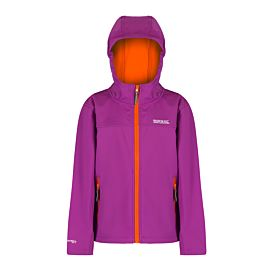 Regatta Tyson II softshell junior vivid viola
