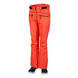 Rehall Lottie-R skibroek dames solid coral