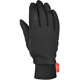 Leo Windstopper handschoenen black