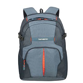 Samsonite Rewind laptop rugzak M storm blue