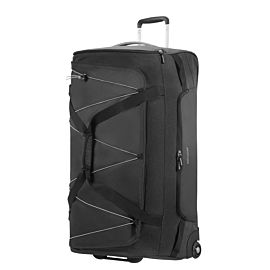 American Tourister Road Quest 79 trolley black grey