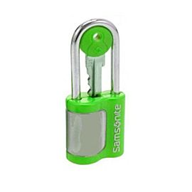 Samsonite Key Lock slot groen