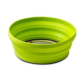 Sea to Summit XL-Bowl opvouwbare kom lime green