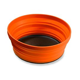 Sea to Summit XL-Bowl opvouwbare kom orange