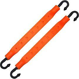 Strapgear Allesbinder 2 pack 15cm orange