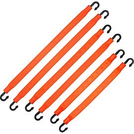 Strapgear allesbinder 6 pack orange