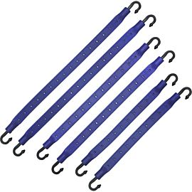 Strapgear 6 pack blue
