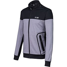 Sjeng Sports Sig trainingsjack heren ivy grey