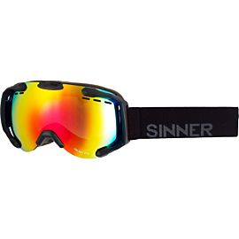 SINNER Galaxy OTG skibril black