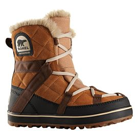 Sorel Glacy Explorer Shortie snowboots dames elk