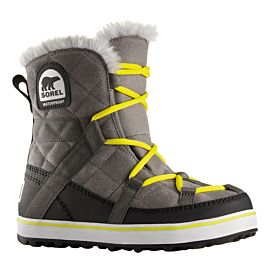 Sorel Glacy Explorer Shortie snowboots dames quarry