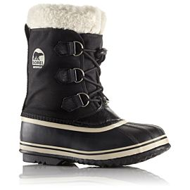 Sorel Yoot Pac Nylon snowboots junior black