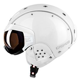 Casco SP-6 Visier Vautron helm white