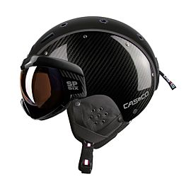 Casco SP-6 Visier Limited Carbon helm black