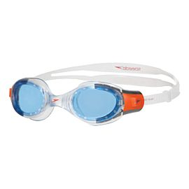 Speedo Futura Biofuse zwembril junior clear blue