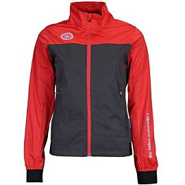The Indian Maharadja Elite trainingsjack dames red anthracite