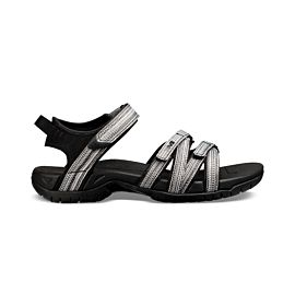 Teva Tirra sandalen dames black white multi