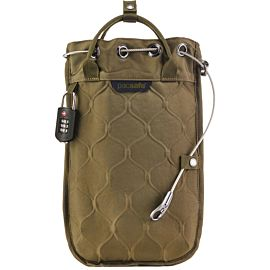 Pacsafe Travelsafe 3 GII Anti-Diefstal draagbare kluis utility green