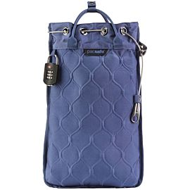 Pacsafe Travelsafe 5 GII Anti-Diefstal draagbare kluis storm blue