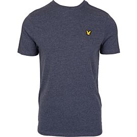 Lyle & Scott Fitness shirt heren navy marl