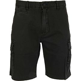 Twinlife Bermuda short heren anthracite melange