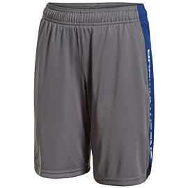 Under Armour Eliminator short junior grey blue