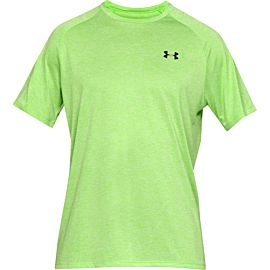 Under Armour UA Tech 2.0 shirt heren green