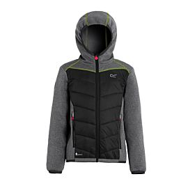 Regatta Kielder III Hybryd outdoor jack junior black