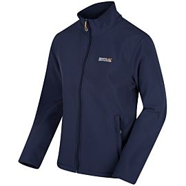 Regatta Cera III softshell jack heren navy