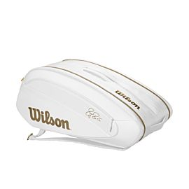 Wilson Federer DNA tennistas white gold