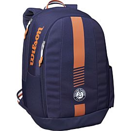 Wilson Roland Garros Team Backpack tennistas navy