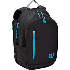 Wilson Ultra Backpack tennistas black blue silver