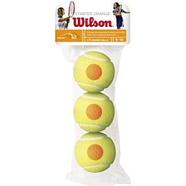 Wilson Starter Orange tennisballen