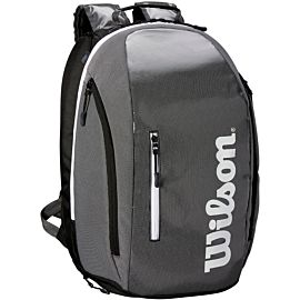 Wilson Super Tour Backpack tennistas black grey