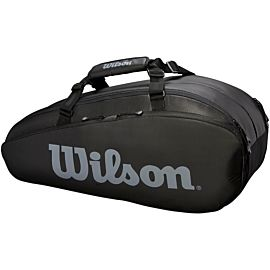 Wilson Small Tour 2 Compartments tennistas black