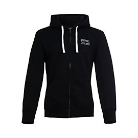 Russell Athletic Zip Through Hooded vest black