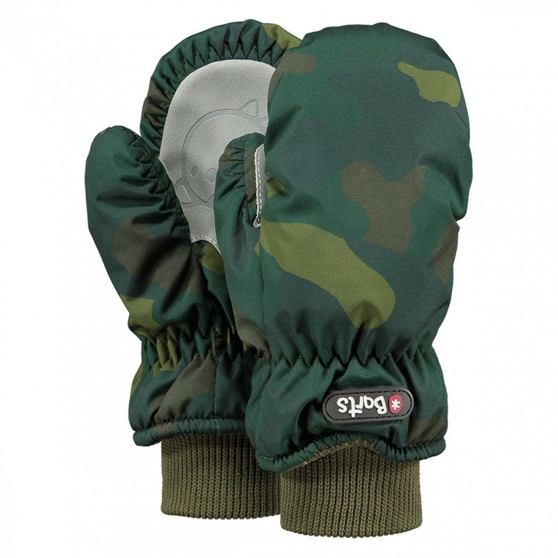 Barts Nylon wanten junior camo green