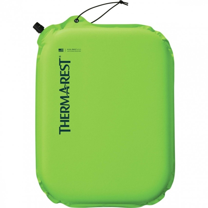 Therm-A-Rest Lite Seat Self inflating zitkussen green