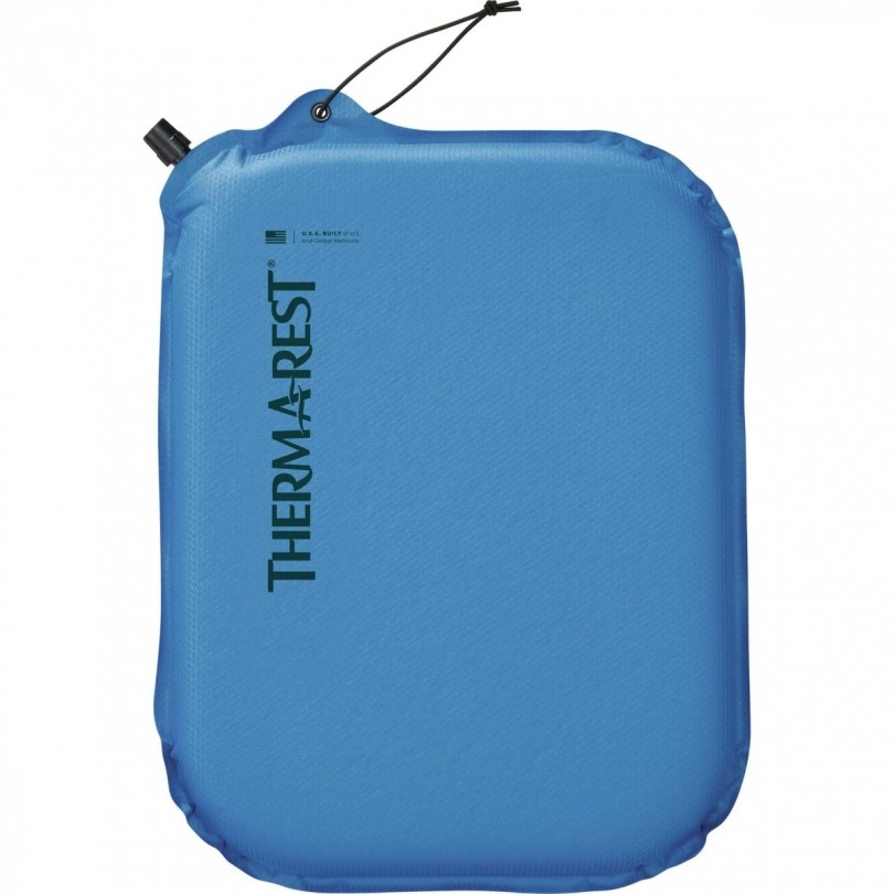 Therm-A-Rest Lite Seat Self inflating zitkussen blue