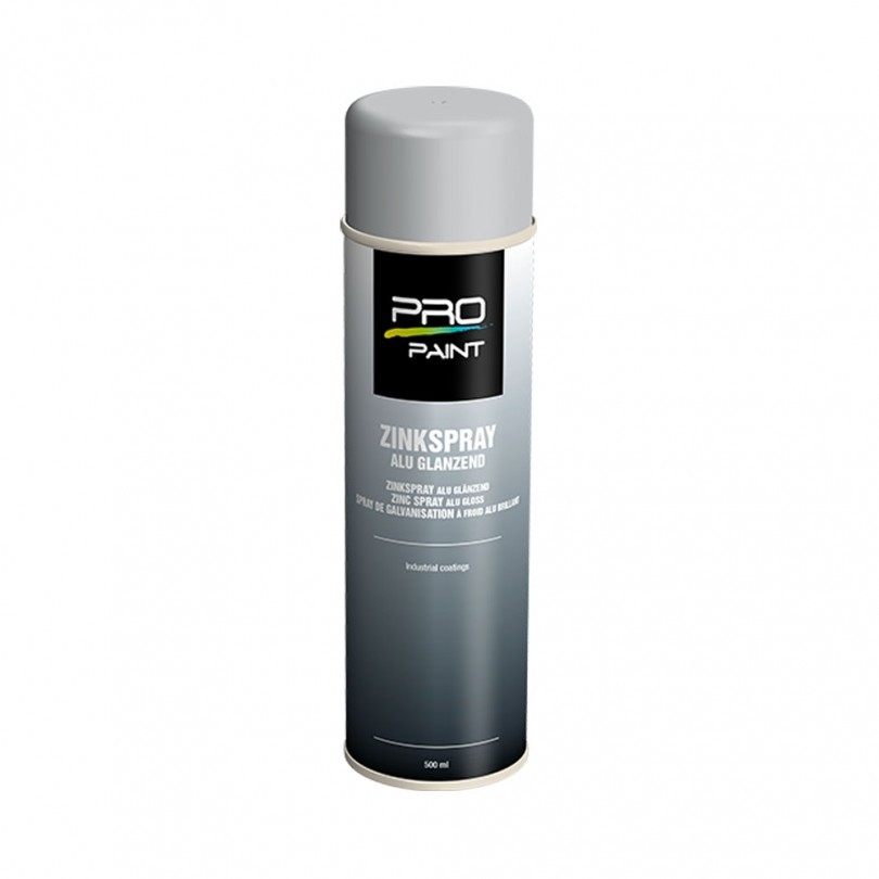 PRO-Paint Zink Alu spray 500 ml